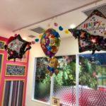 【立川立飛】キッズビーで誕生日パーティーをしました!