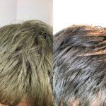 マカロンパレットで髪色チェンジ  口コミは?  安いけどちゃんと色入りました コスパいいです。